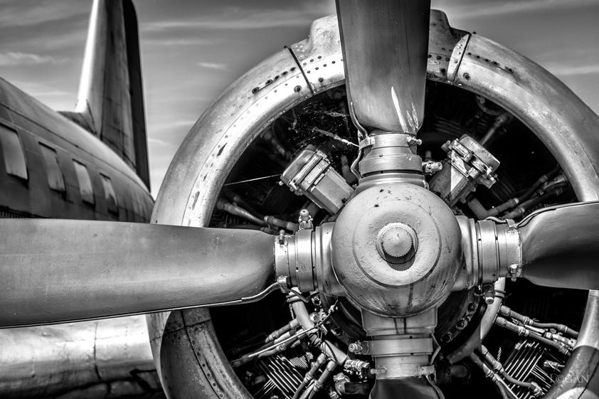 Vliegtuig, motor_ 1042413