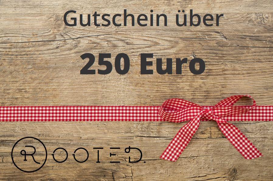 250Euro-Gutschein