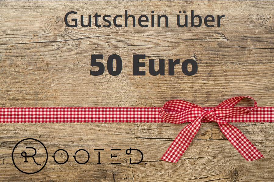 50Euro-Gutschein